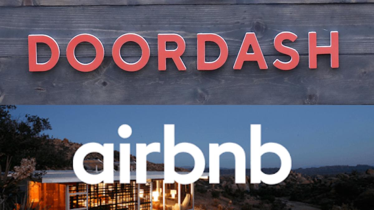 DoorDash, Airbnb Debut Initial Public Offering