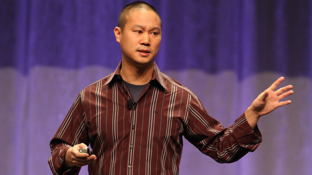 Remembering Zappos Founder – Tony Hsieh