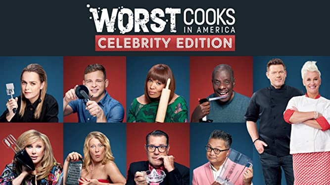 Worst Cooks In America (Celebrity Edition)